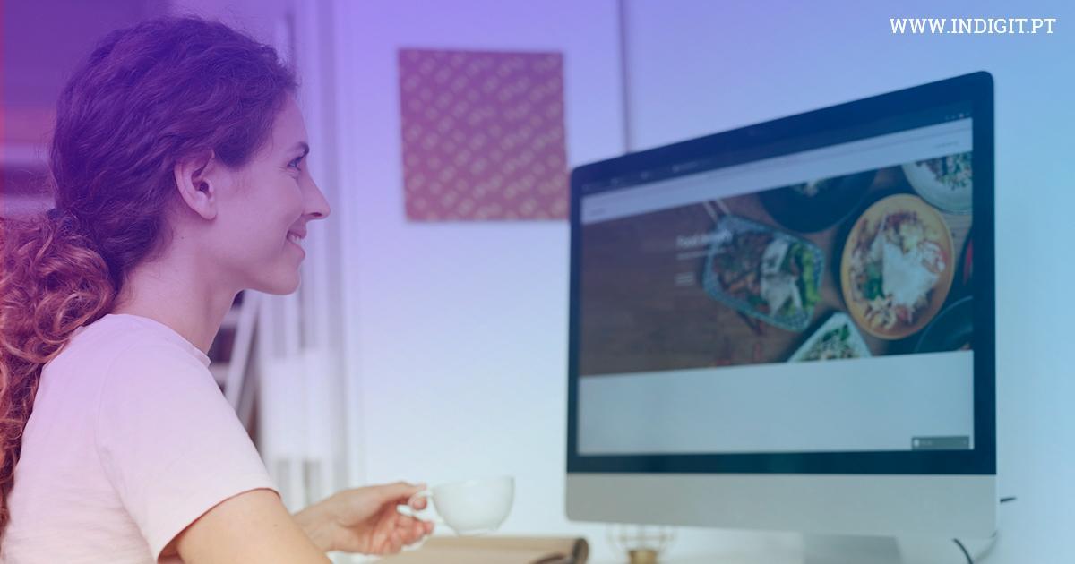 Quatro dicas de webdesign para converter visitantes em clientes 🖥️👨💻