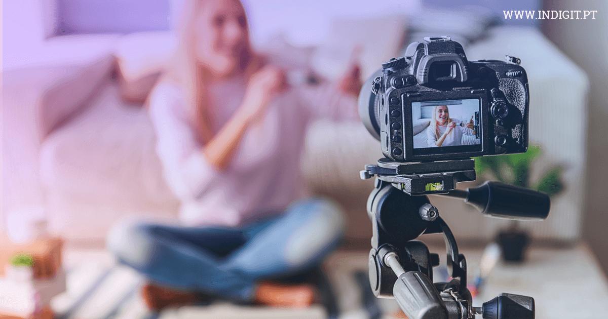 Sete formas criativas de incorporar vídeos em direto no Marketing Mix da sua empresa