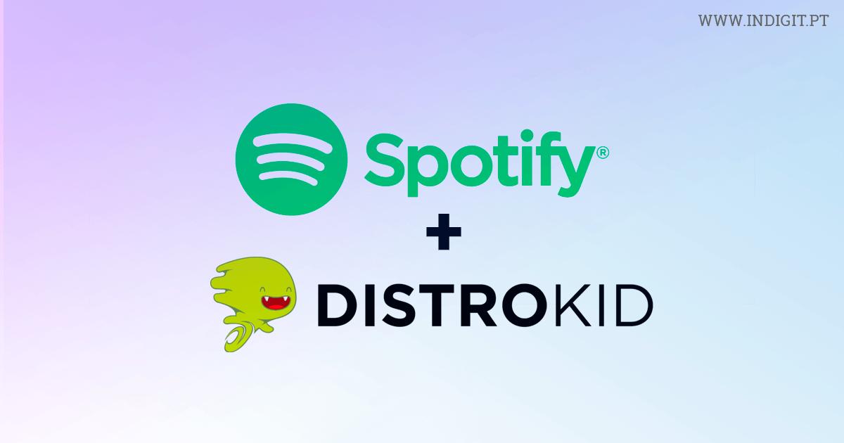 Spotify compra ações da DistroKid 🎵💸