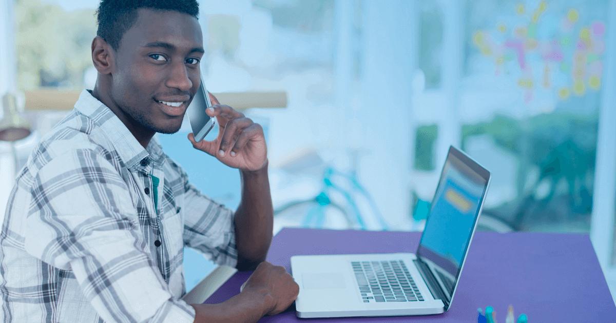 📞 E se pudesse telefonar a todos os que entram no seu website?
