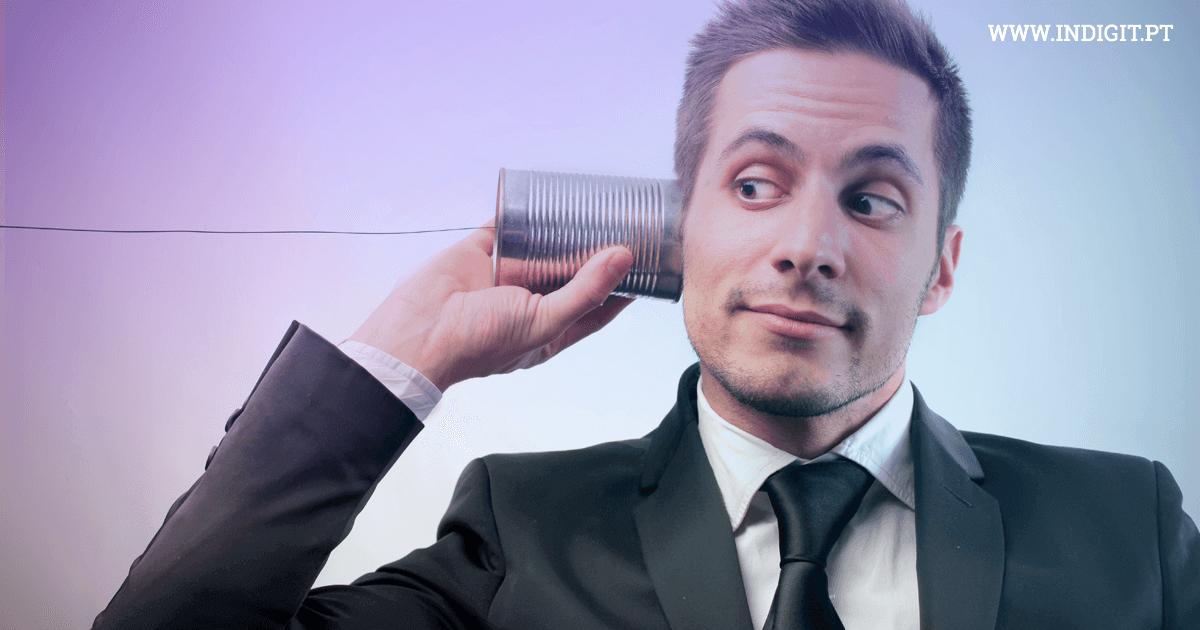👂 O seu telemóvel pode mesmo estar a ouvi-lo ou estar a ser espiado!