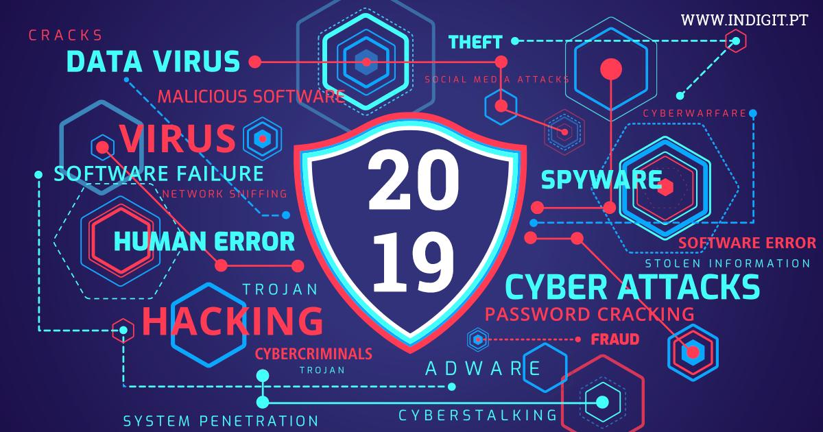 Novas ameaças à segurança em 2019 🖥️