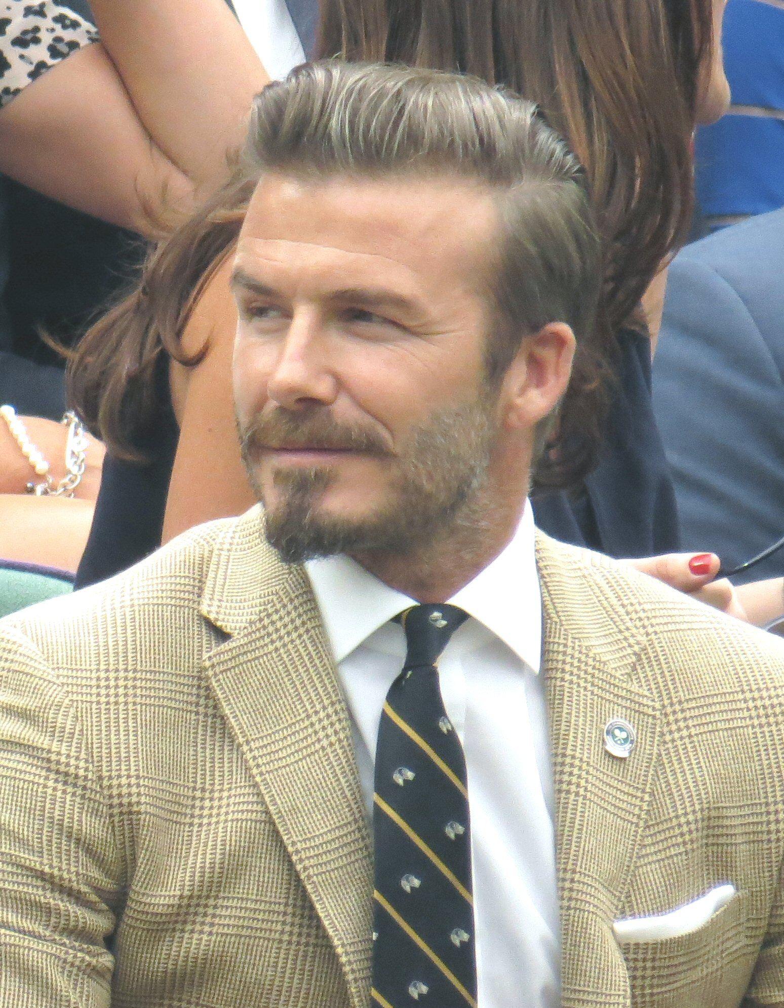 David Beckham deu a cara por várias campanhas publicitárias