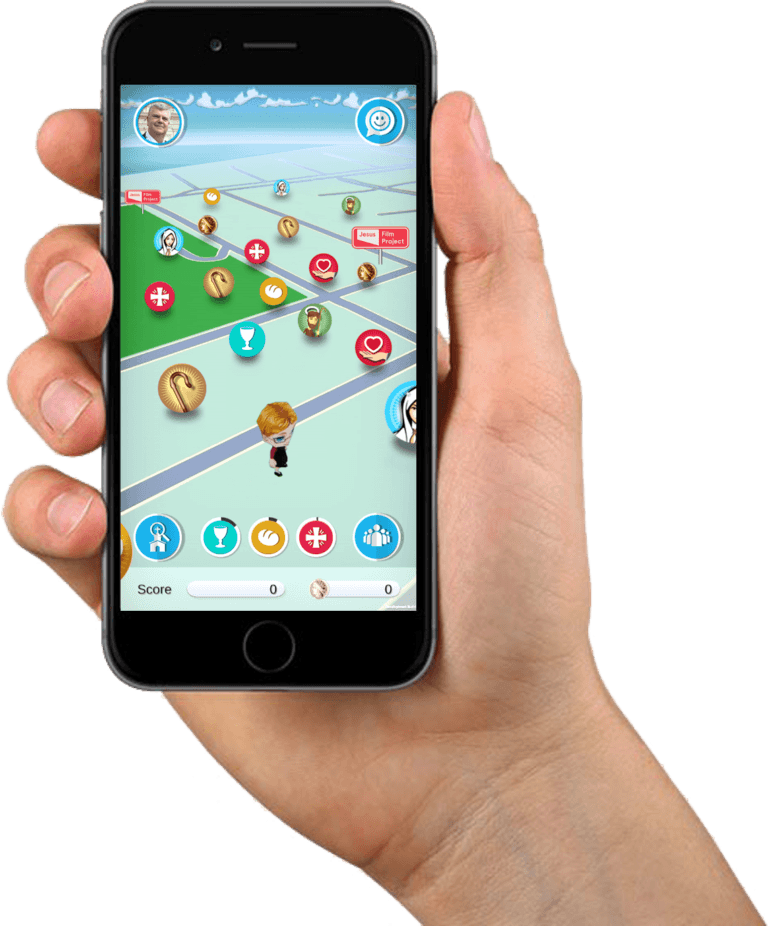 Pokemon GO App Catholic