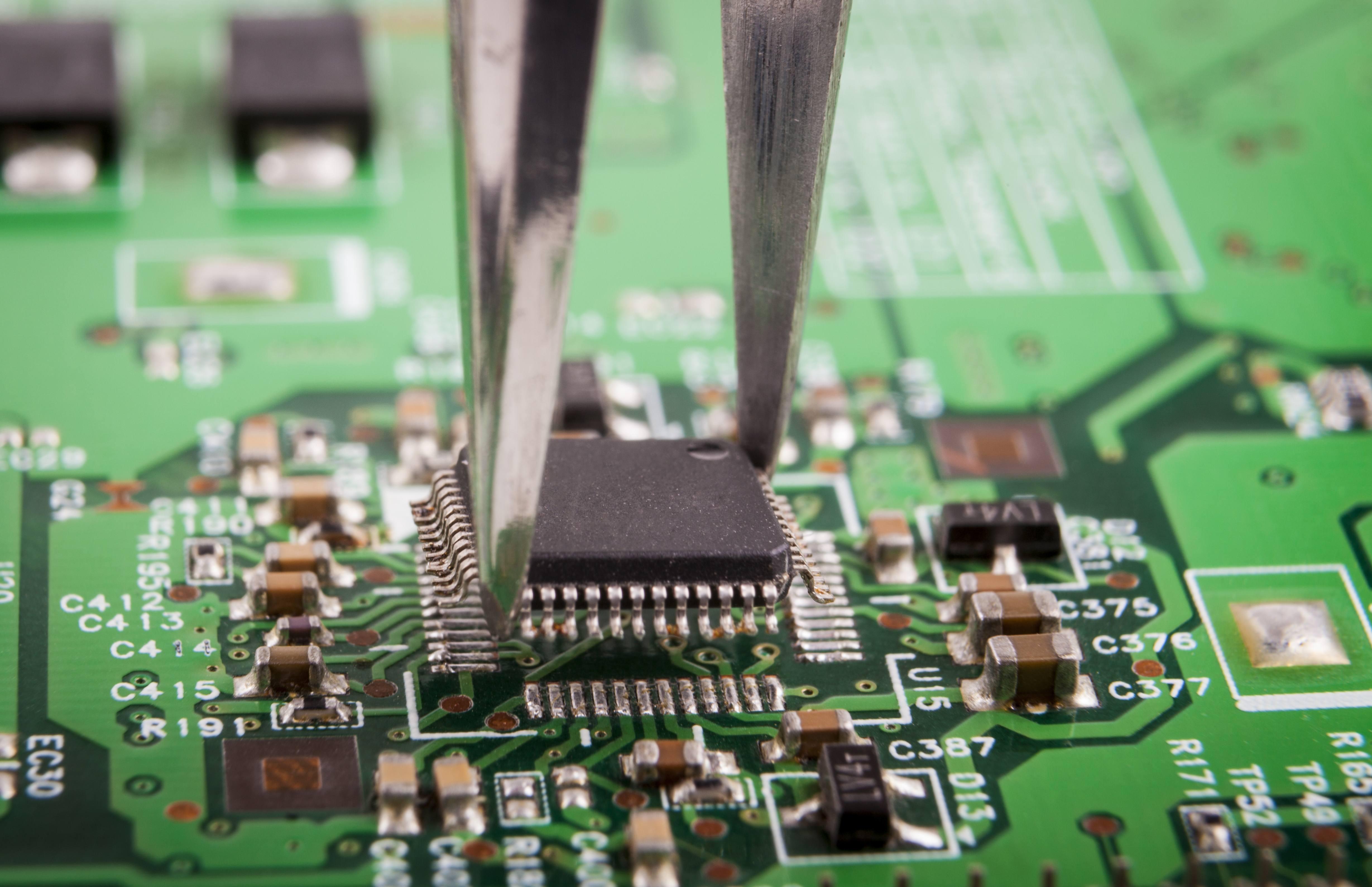 Os microchips chineses terão sido colocados em servidores americanos