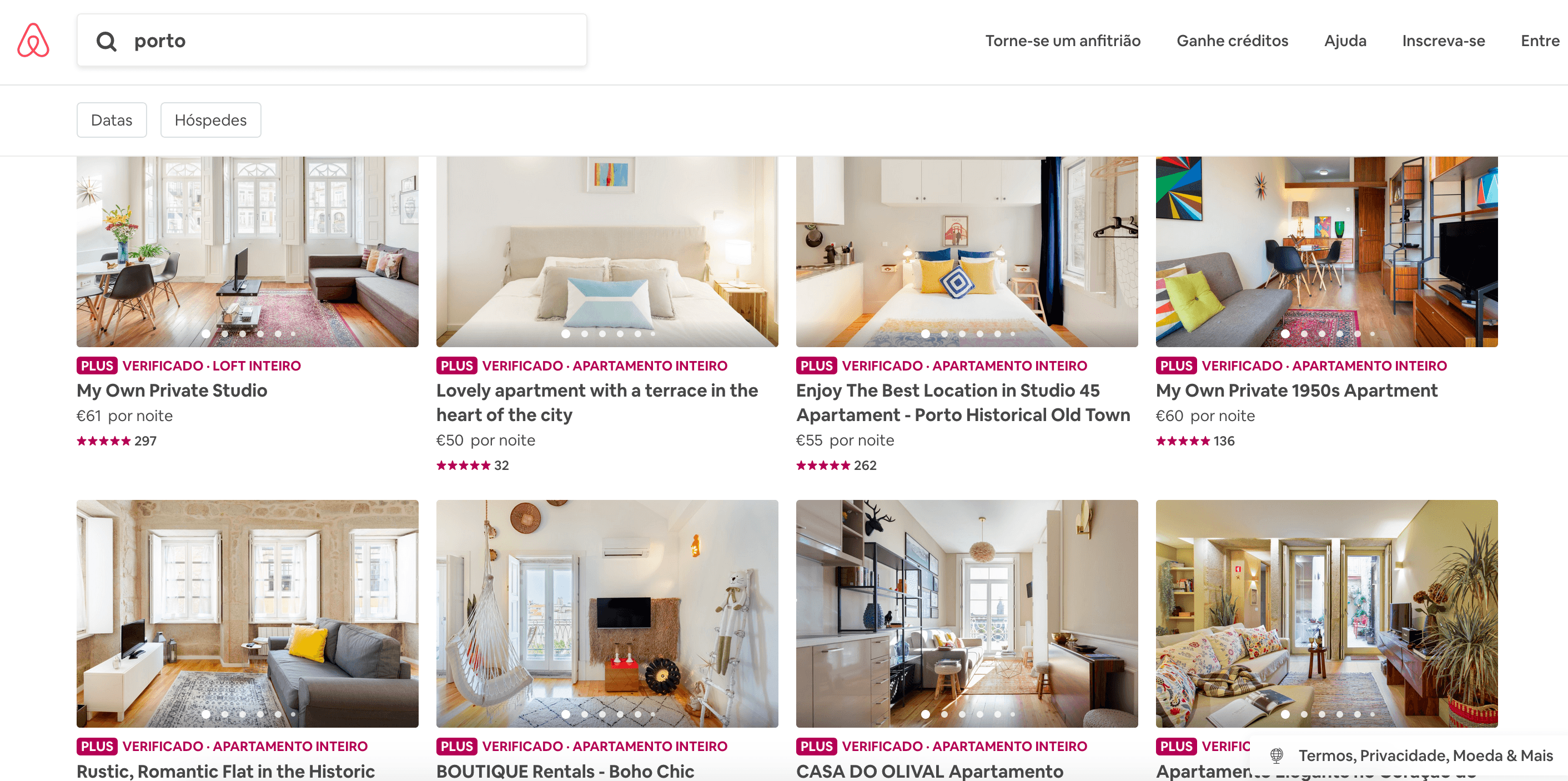 Airbnb Porto