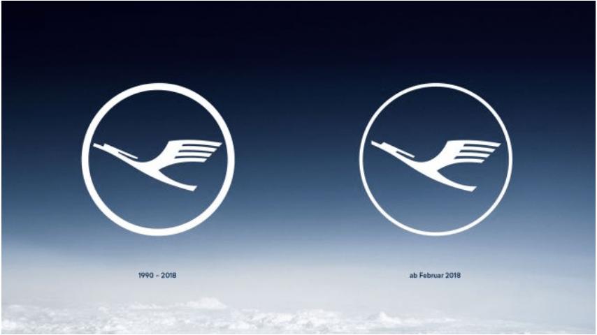 Lufthansa Rebranding