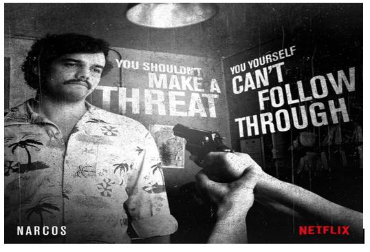 Narcos Netflix Edit