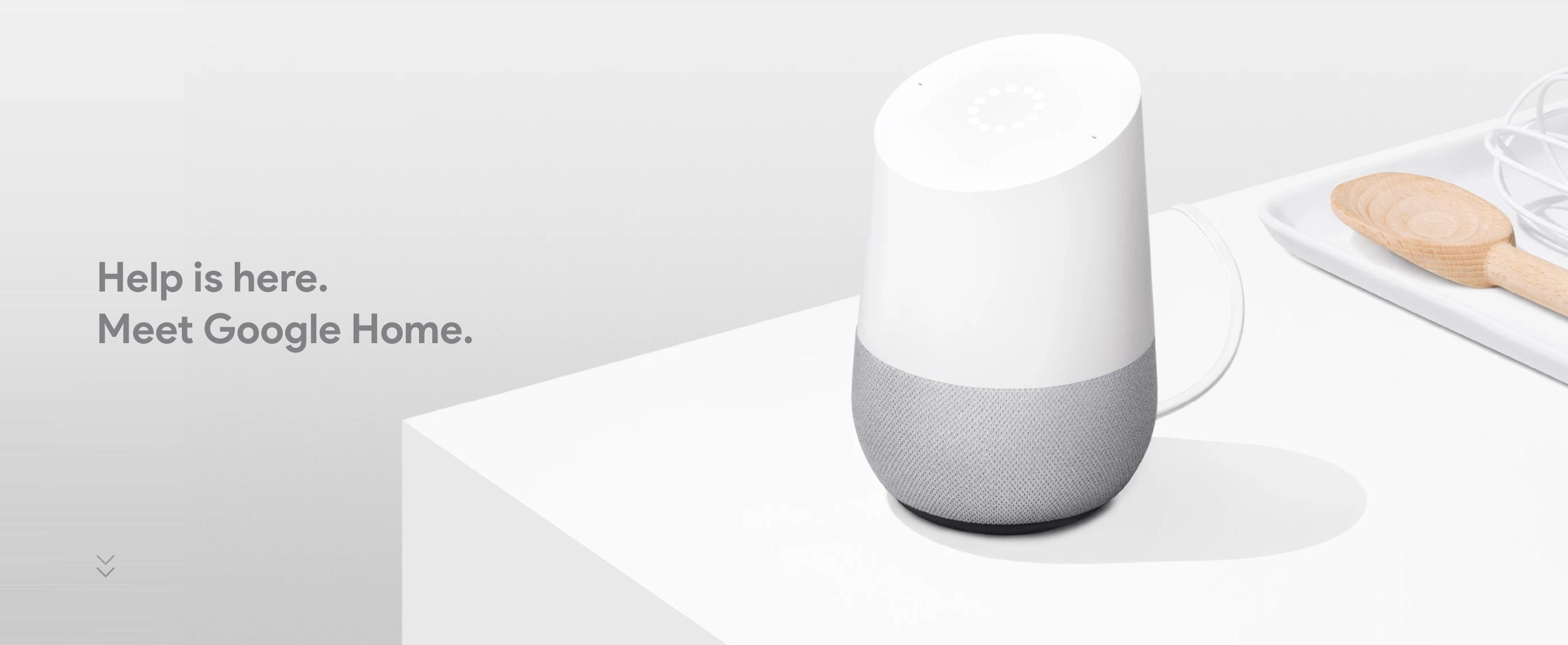 Dispositivos como o Google Home são cada vez mais procurados