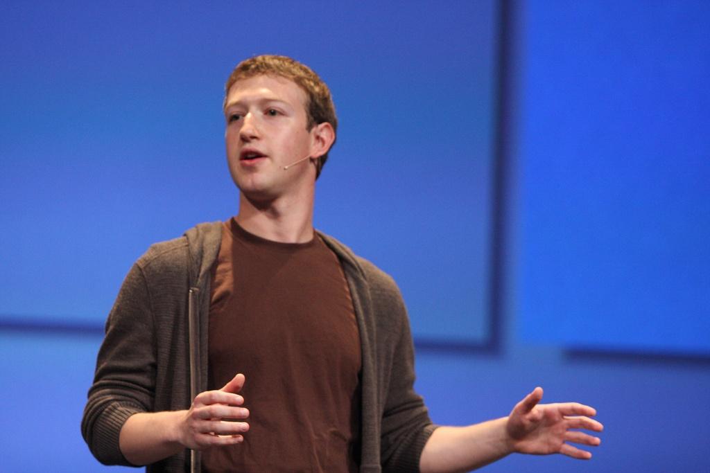 Mark Zuckerberg ainda não esclareceu o acordo com a Samsung