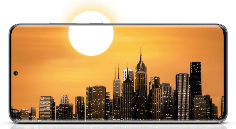 A duração da bateria será maior na nova gama S20 da Samsung