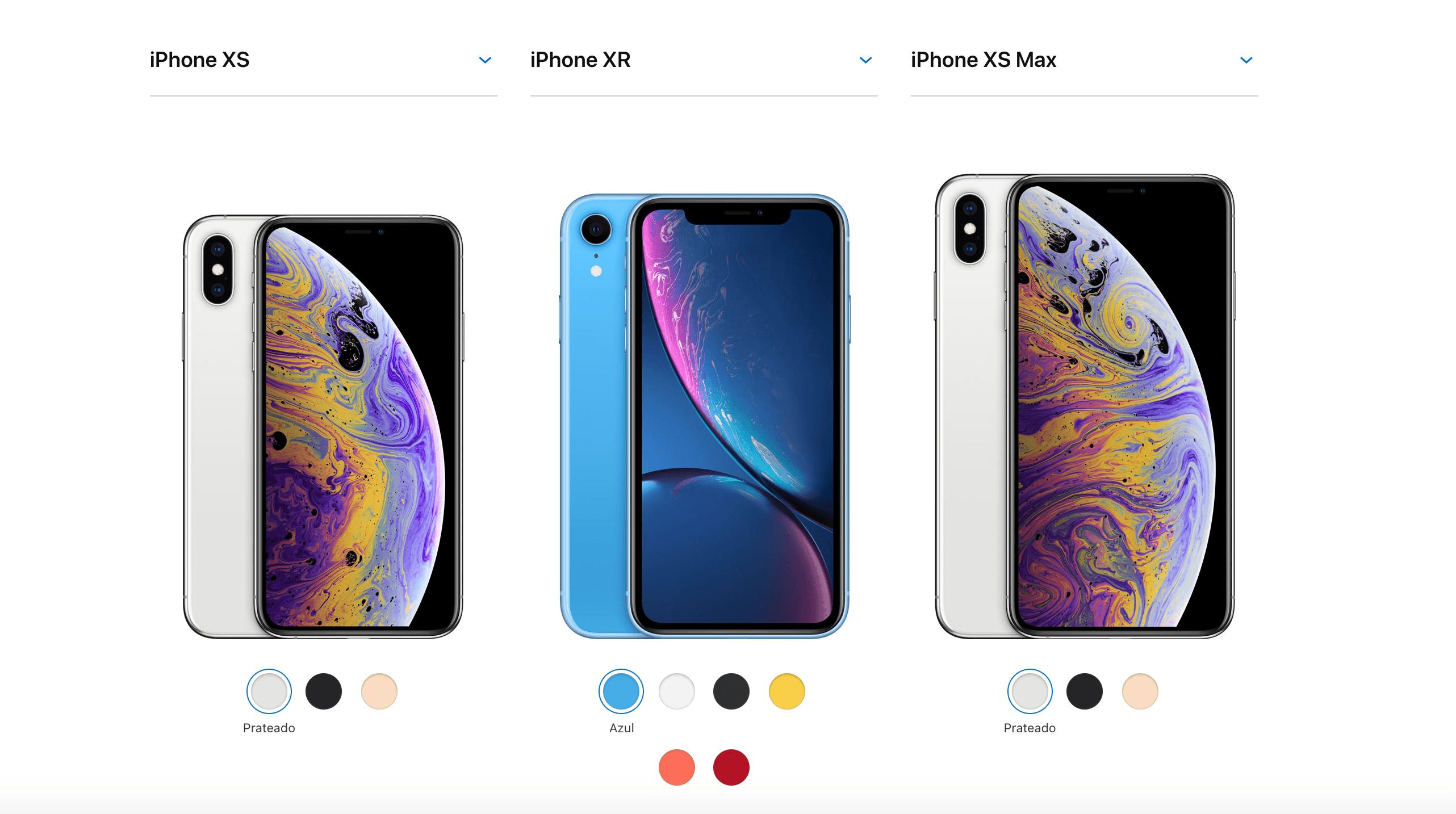 Novos modelos do iPhone lançados em setembro
