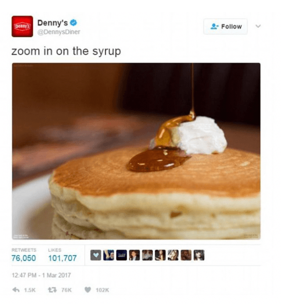 Dennys Marketing