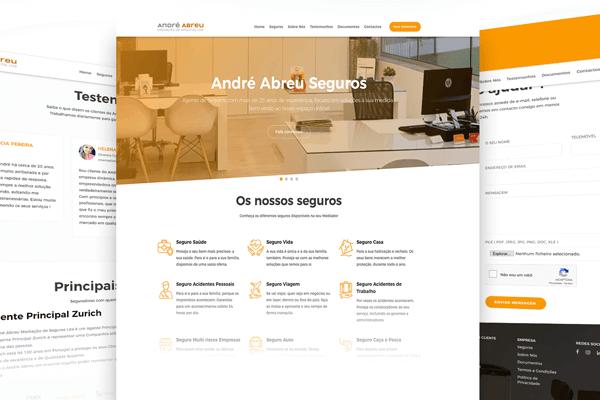 Andre Abreu Web Design