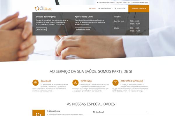 clintania Design Web Design Branding