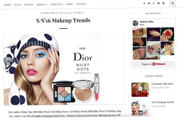 fashionway Web Design Branding