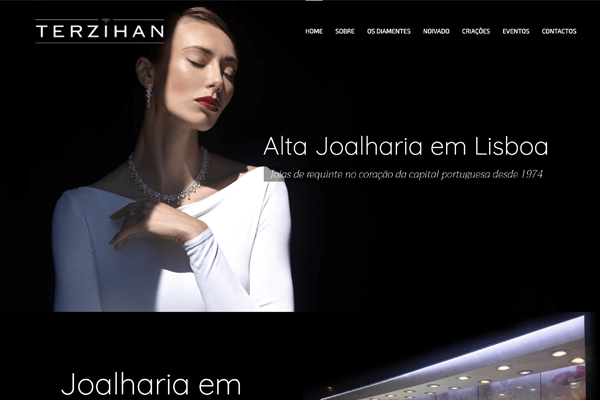 Terzihan Website